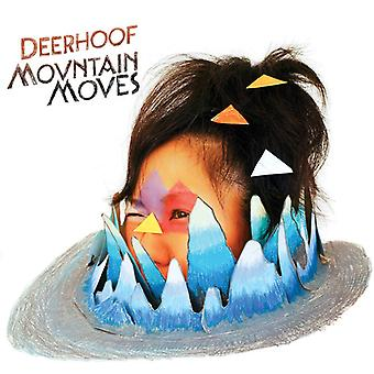 Deerhoof - montagne se déplace [CD] USA import