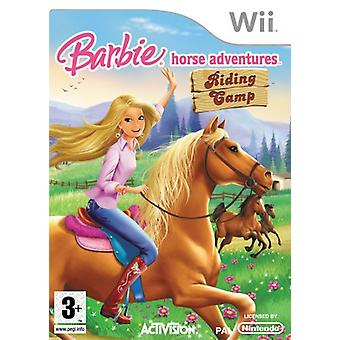 Barbie Horse Adventures Riding Camp (Wii) - New