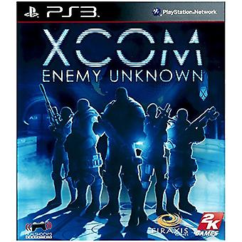 XCOM ENEMY UNKNOWN (PS3) - New