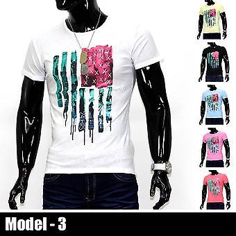 América t-shirt O-garganta Gaga US Polo Slim da homens caber Ali clube vestir camisa águia EUA