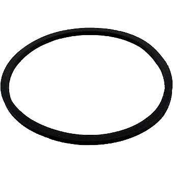 "Praher E-18-T1744 6.5"" ID 7"" OD Thick Square Flange Gasket"