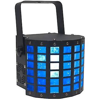 ADJ MINI DEKKER LED efekt svetla č. z LED: 2 x 10 W