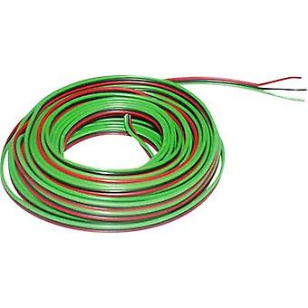 BELI-BECO L318/5R Strand 3 x 0.14 mm² Red, Green, Black 5 m