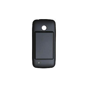 5 pack - LG erweitert Tür Batterieabdeckung für LG Cosmos Touch VN270 - schwarz