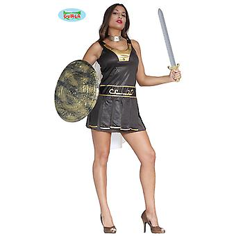 Sexy Gladiator Carnival party costume for ladies antique fighter soldier