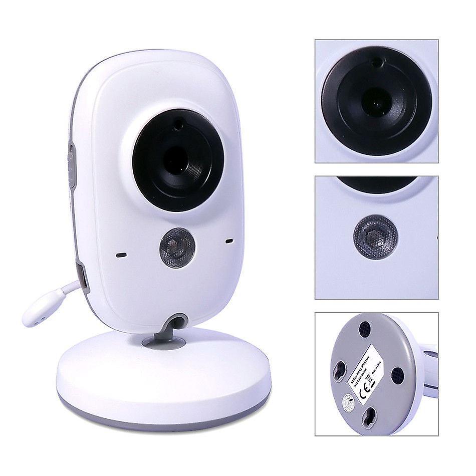 Mega Motion babyfoon Wireless Camera - babyfoon ECO 24u LCD scherm luisteren Baby Night Vision
