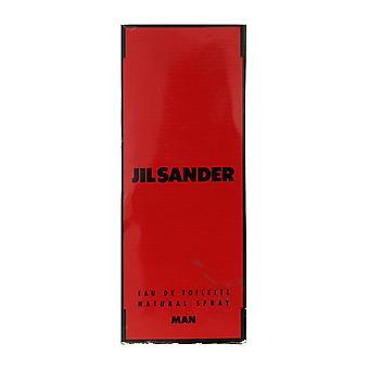 Jil Sander MAN Eau De Toilette Spray 3.4 Oz/100 ml en boîte