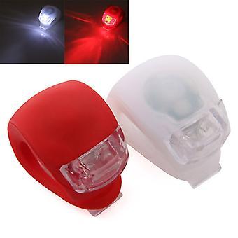 Fiets lamp/fietsverlichting 2-pack