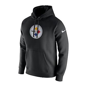 Nike Nfl Pittsburgh Steelers Po Fleece Club Haube
