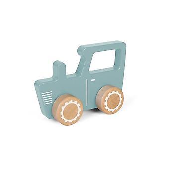 Little dutch houten tractor LD4377