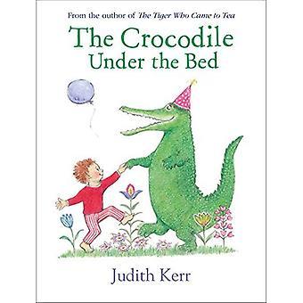 Il coccodrillo sotto il letto