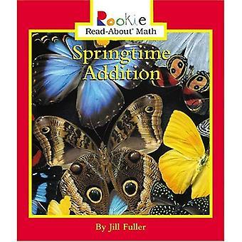 Springtime tillägg (Rookie läsa-om Math)