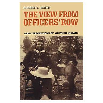 Het uitzicht vanaf de officieren & rij: leger percepties van westerse Indianen