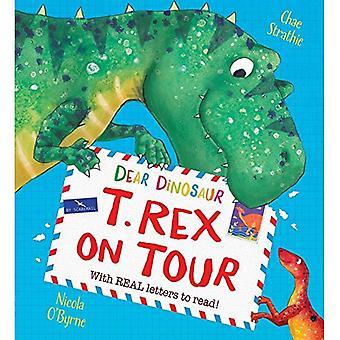 Drodzy dinozaurów: T. Rex w trasie