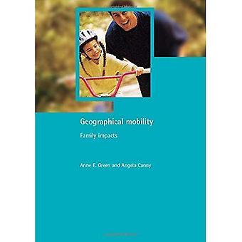 Räumliche Mobilität: Familie Auswirkungen