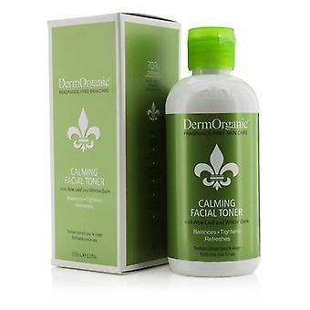 DermOrganic Calming kasvo väri aine-250ml/8.5 oz