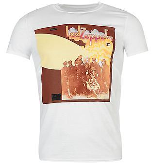 Virallinen miesten Led Zeppelin T-paita