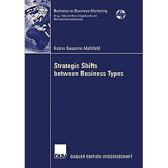 Strategic Shifts between Business Types  A transaction cost theorybased approach supported by dyad simulation by Mhlfeld & Katrin Susanne