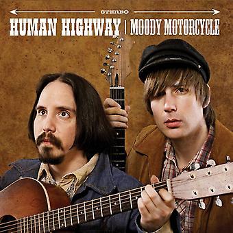 Human Highway - Moody Motorcycle [CD] USA import