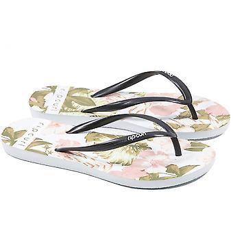 Rip Curl Hanalei Flip Flops in White