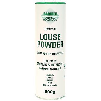 Barrier karjan louse Powder