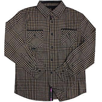 Cavi Top Gun Long Sleeve Shirt Jet Black