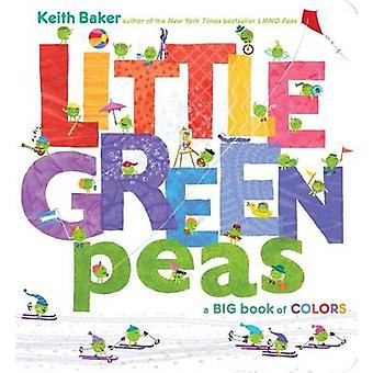 Little Green Peas by Keith Baker - 9781481462488 Book