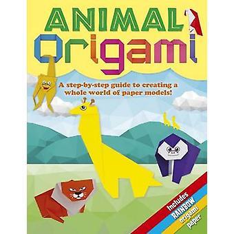 Animal Origami by Belinda Webster - Joe Fullman - 9781782129875 Book