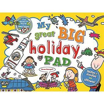 Min stora stora Holiday pad-9781783252657 bok