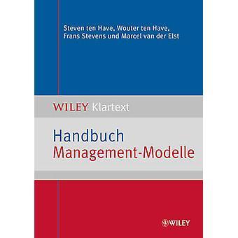 Handbuch Management-Modelle - Die Klassiker - Balanced Scorecard - Crm
