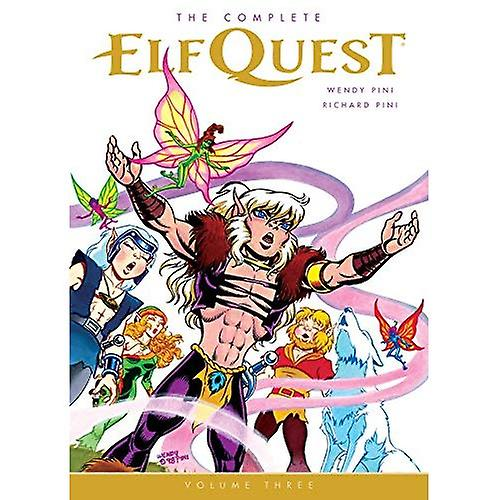 The Complete Elfquest Volume 3