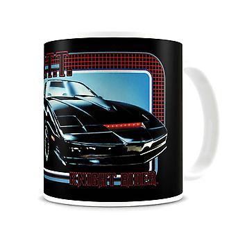 Knight Rider K.I.T.T. Mug