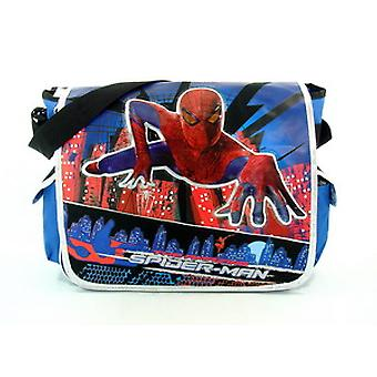 Messenger Bag - Marvel - Spiderman - Blue Ray New School Book Bag 610302