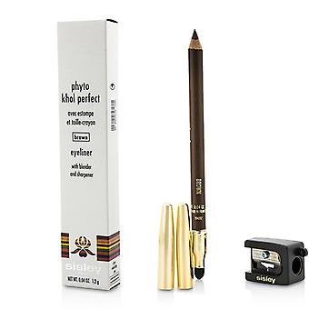Sisley Phyto Khol Perfect Eyeliner (With Blender and Sharpener) - # Brown 1.2g/0.04oz