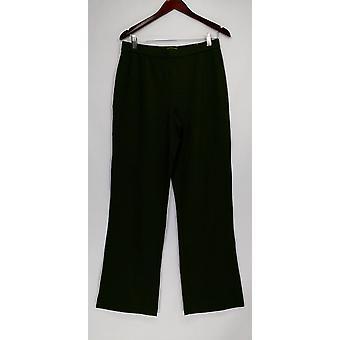 C. Wonder Women's Pants Ponte Knit Pull-on Green A280390