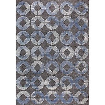 Design matta av högsta kvalite Light Blue/ Light Gray