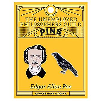 Pin Set - UPG - Poe and Raven 5079