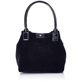 Tom Tailor 24052 Blå Dam väska (blå (Blau 50)) 17,5 x28x43 cm (B x H x T)