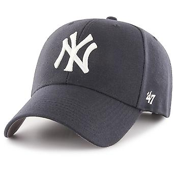 47 brand ontspannen fit Cap - MLB New York Yankees Marine