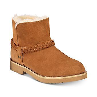 Stil & co. kvinner KAII semsket lukket tå ankel kaldt vær støvler