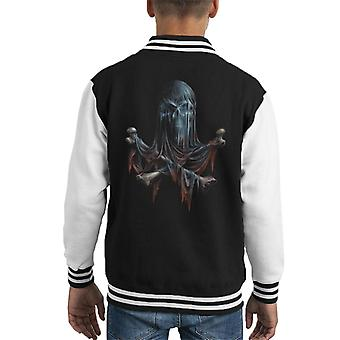 Alchemy No Quarter Kid's Varsity Jacket