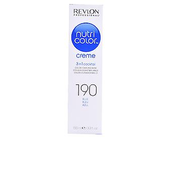 Revlon Nutri Color Creme #190-blå 100 Ml Unisex