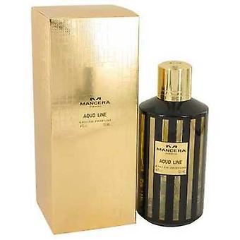 Mancera Aoud Line By Mancera Eau De Parfum Spray (unisex) 4 Oz (women) V728-536908