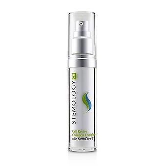 Stemology Cell Revive Collagen Complete With Stemcore-3 - 30ml/1oz