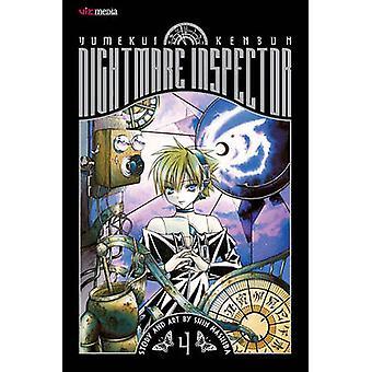 Nightmare Inspector - Volume 4 - Yumekui Kenbun by Shin Mashiba - Shin