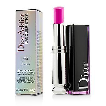 Christian Dior Dior Addict lack Stick - # 684 Diabolo - 3.2g/0.11oz