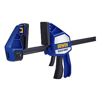 Irwin Quick-Grip 10505943 Xtreme Pressure One Handed Clamp 300Mm (12 In)