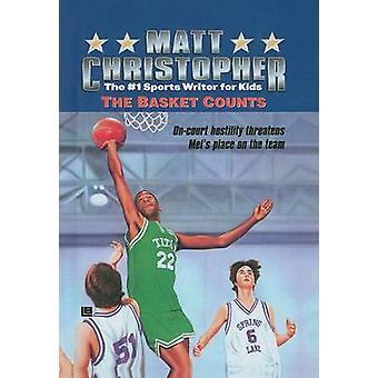 The Basket Counts by Matt Christopher - 9780780710559 Book