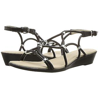 Rialto Womens Gillian Open Toe Special Occasion Slingback Sandals