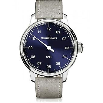 MeisterSinger Watches Men's Watch Single Hand Watch N01 AM3308_SV06